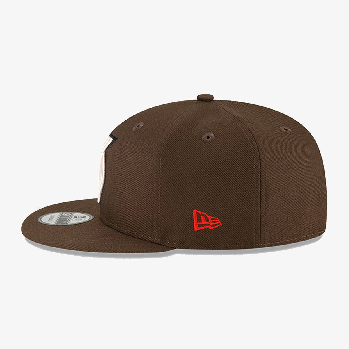 Portland Trailblazers City Edition 950 Snapback - Brown