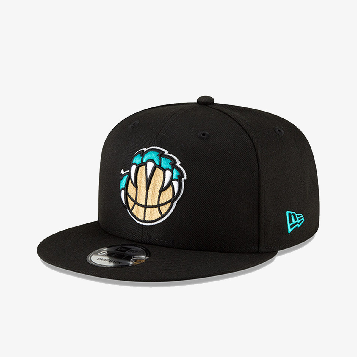 Memphis Grizzlies City Edition 950 Snapback - Black