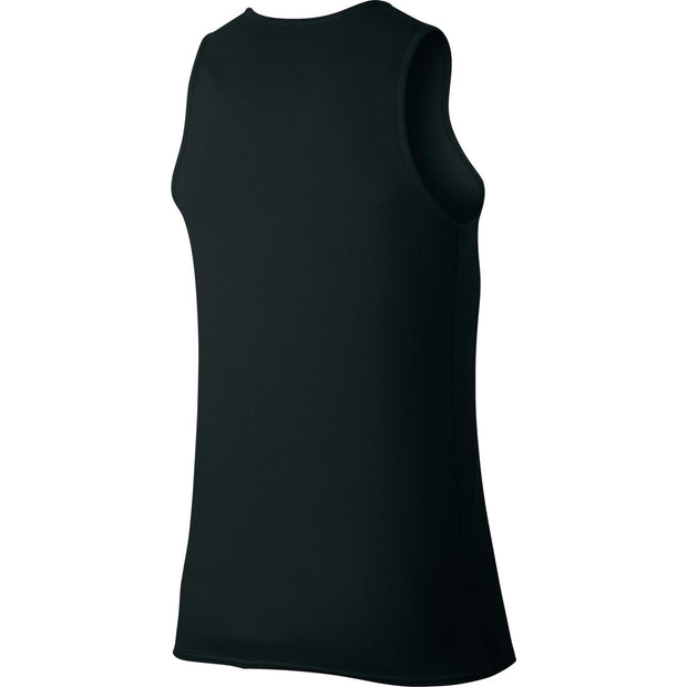 Jordan Rise Basketball Tank - Black/White