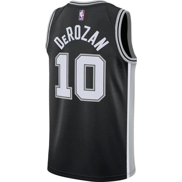 DeMar DeRozan San Antonio Spurs Icon Edition Swingman Jersey