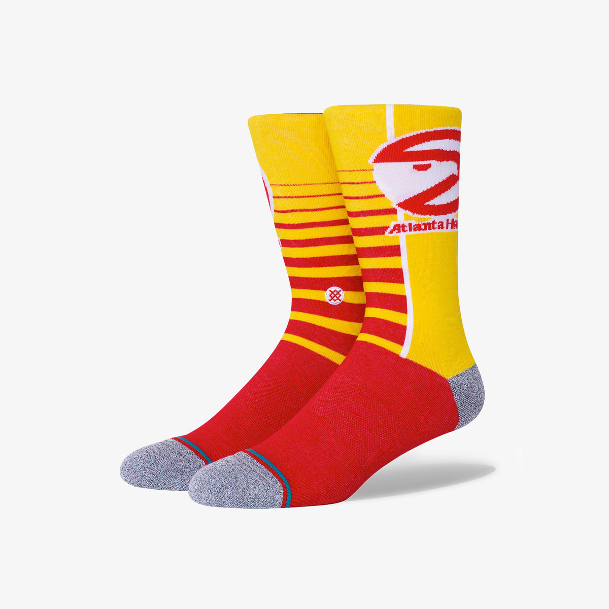 Stance Atlanta Hawks Gradient Socks