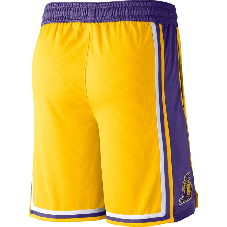 Los Angeles Lakers Icon Edition Swingman Shorts