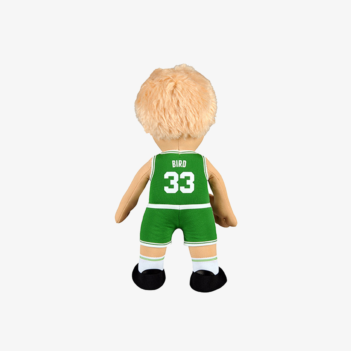 "Bleacher Creatures Legend Boston Celtics Larry Bird 10"" Plush Figure - Green"