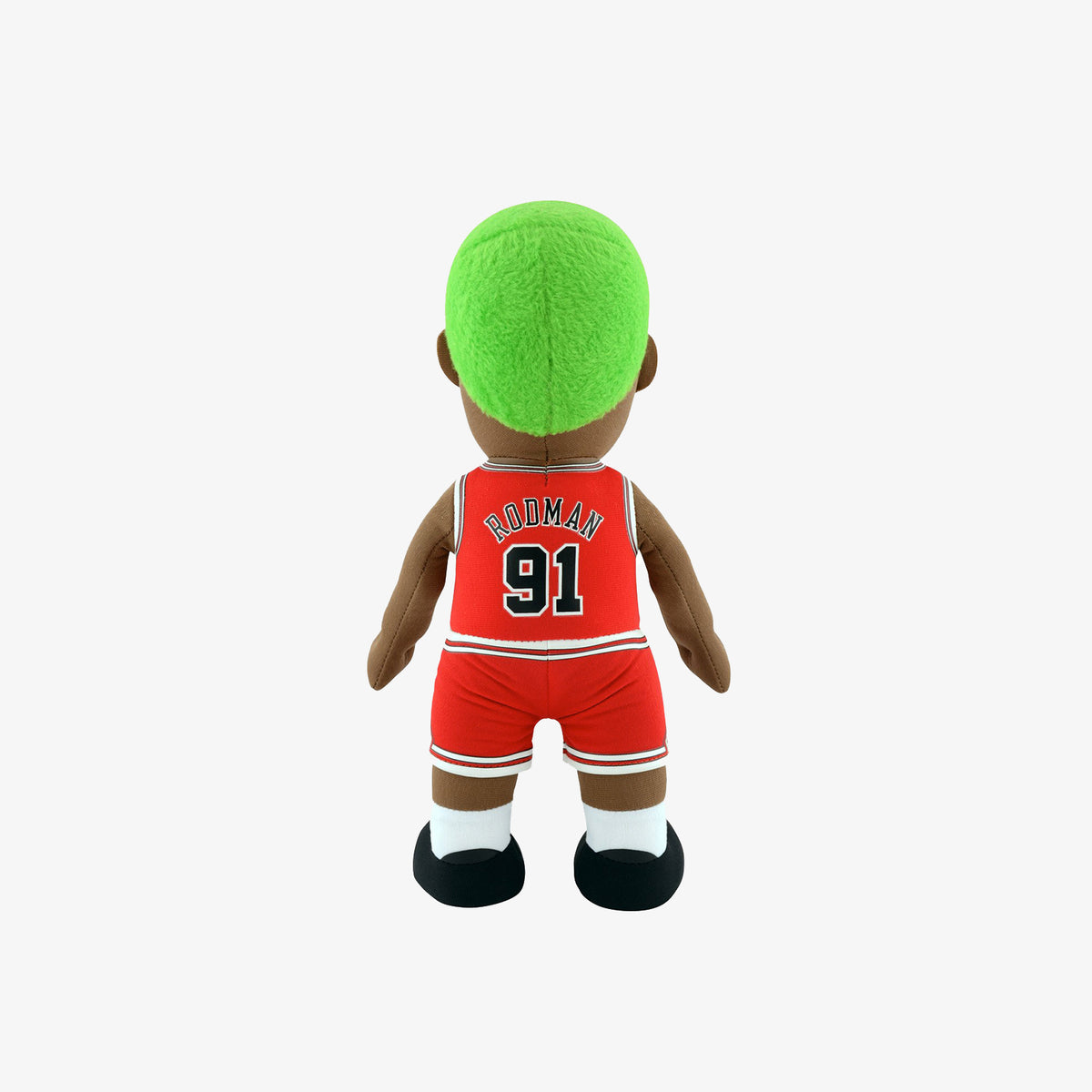 "Bleacher Creatures Legend Chicago Bulls Dennis Rodman 10"" Plush Figure - Red"