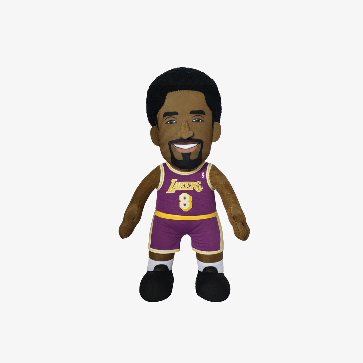 "Bleacher Creatures Legend Los Angeles Lakers Kobe Bryant #8 10"" Plush Figure - Purple"