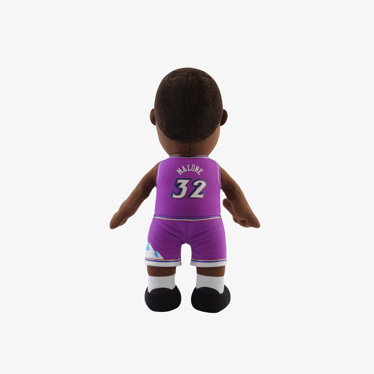 "Bleacher Creatures Legend Utah Jazz Karl Malone 10"" Plush Figure - Purple"