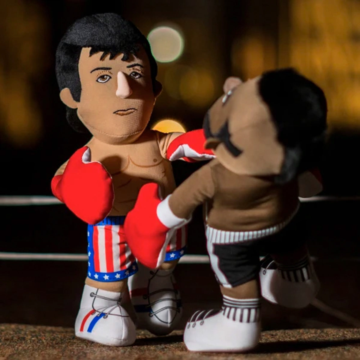 "Bleacher Creatures Movie Star Rocky Balboa 10"" Plush Figure"