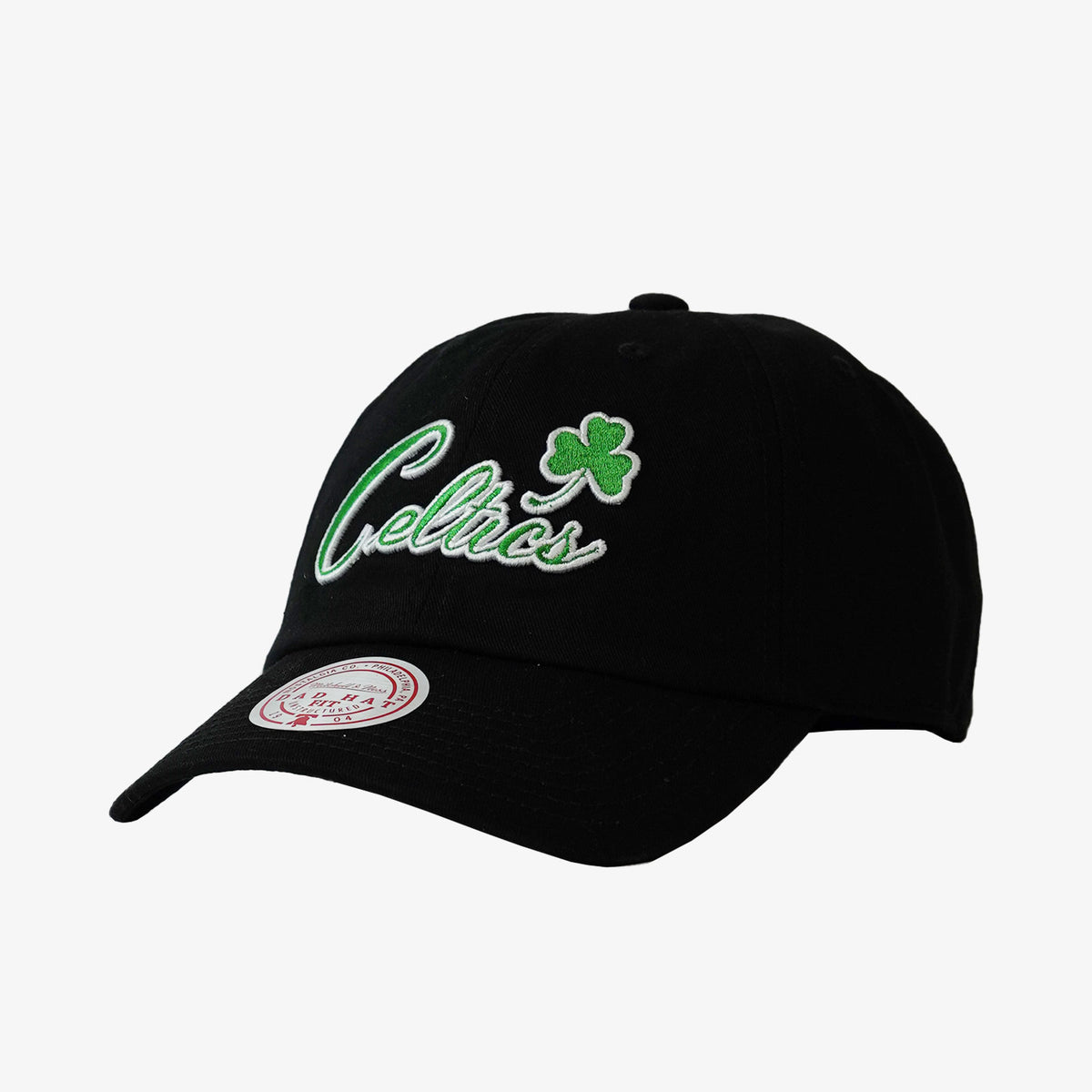 Boston Celtics Buzzer Dad Hat - Black