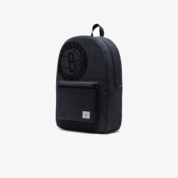 Brooklyn Nets NBA Packable Dayback - Black