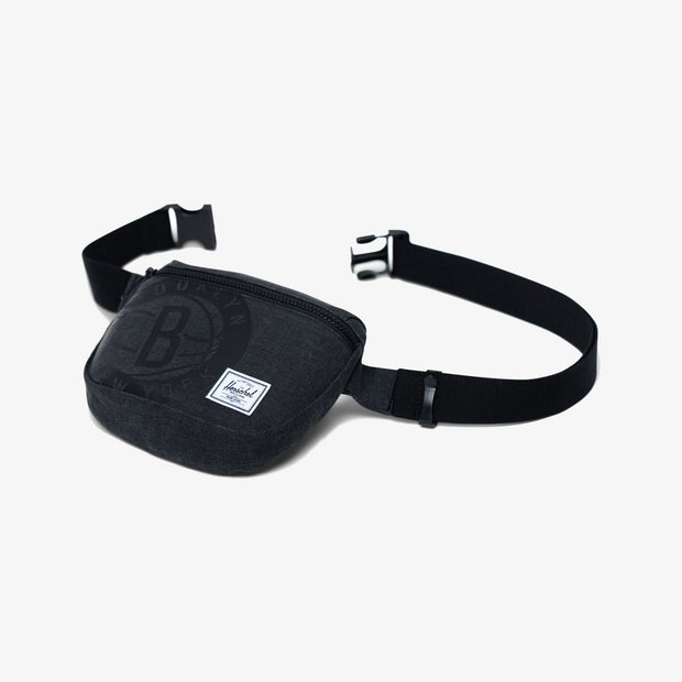 Brooklyn Nets NBA Packable Waistpack - Black