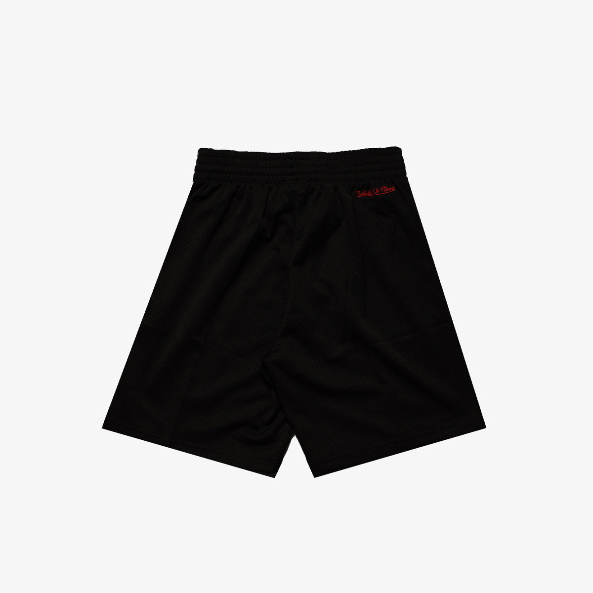 Chicago Bulls Mesh Court Shorts Original - Black