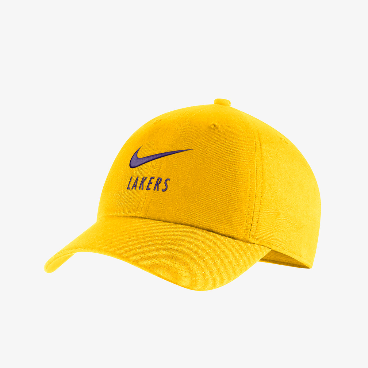 Nike Heritage86 Los Angeles Lakers Strapback - Yellow