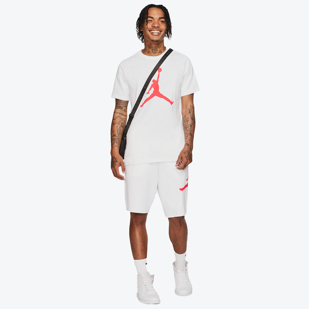 Jordan Jumpman Logo T-Shirt - White