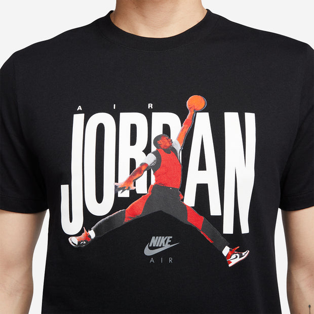 Jordan Jumpman Photo T-Shirt - Black
