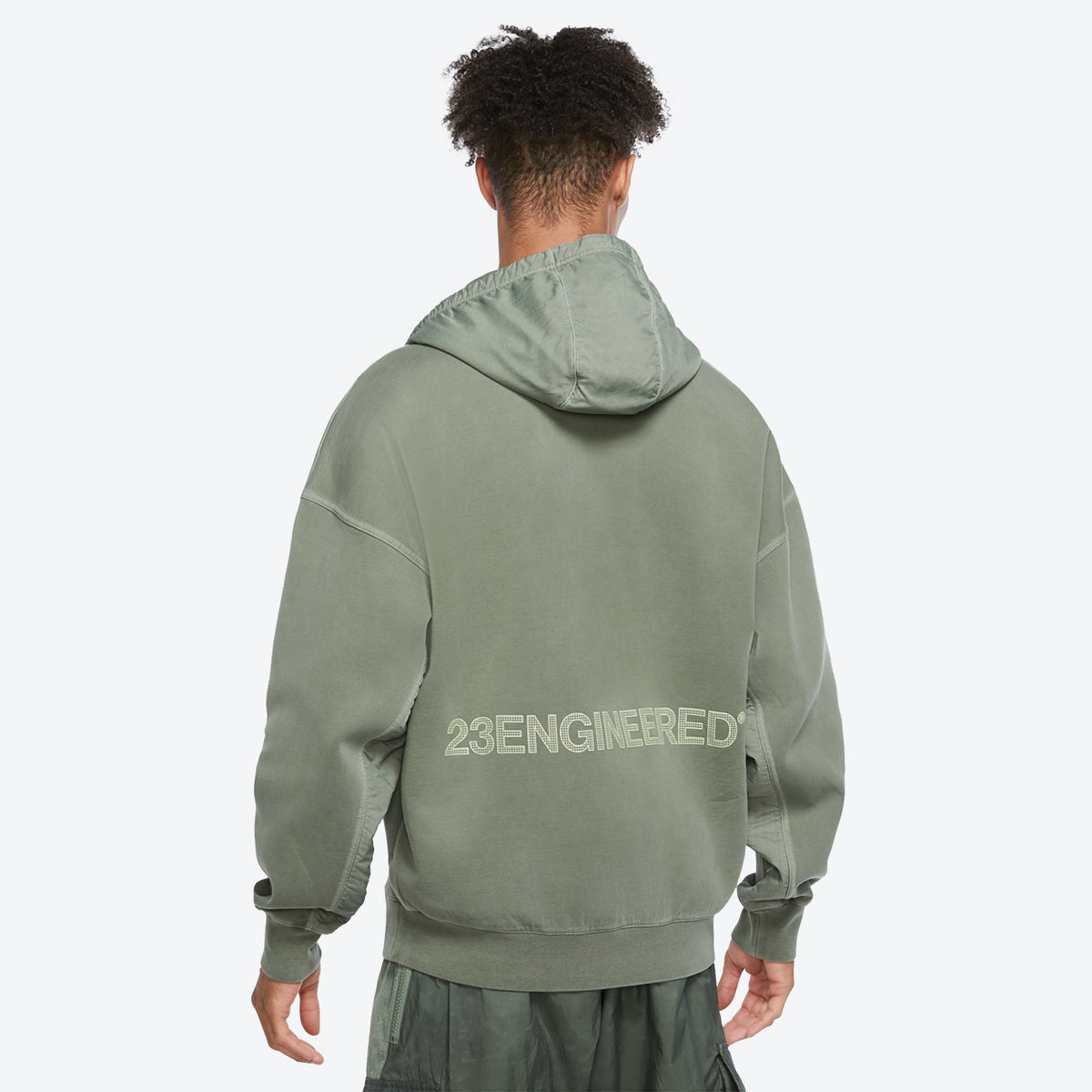 Jordan 23 Engineered Hoodie - Sage Green