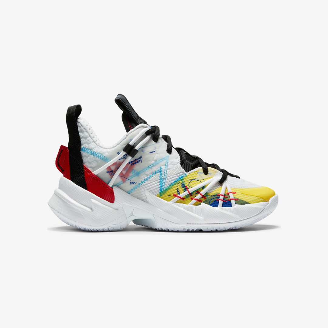 Jordan 'Why Not?' Zer0.3 SE (GS) - 'Primary Colours'