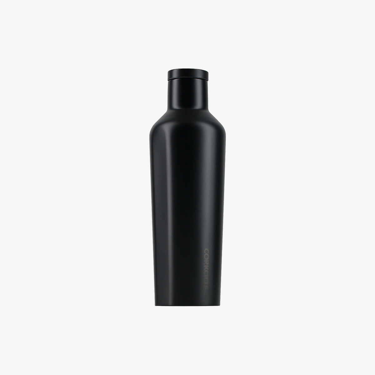 Corkcicle Dipped Canteen Bottle 475ml - Blackout