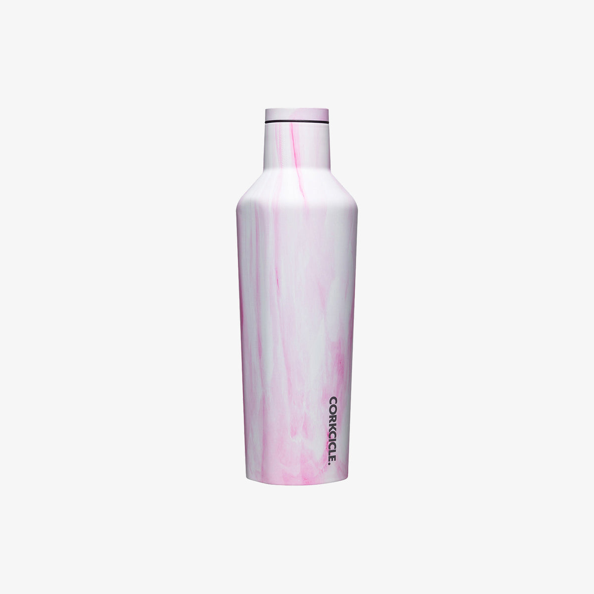 Corkcicle Origins Canteen Bottle 475ml - Pink Marble