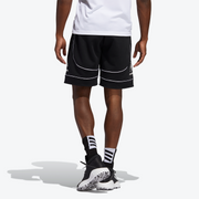 Adidas Donovan Mitchell Cross Up 365 Shorts - Black