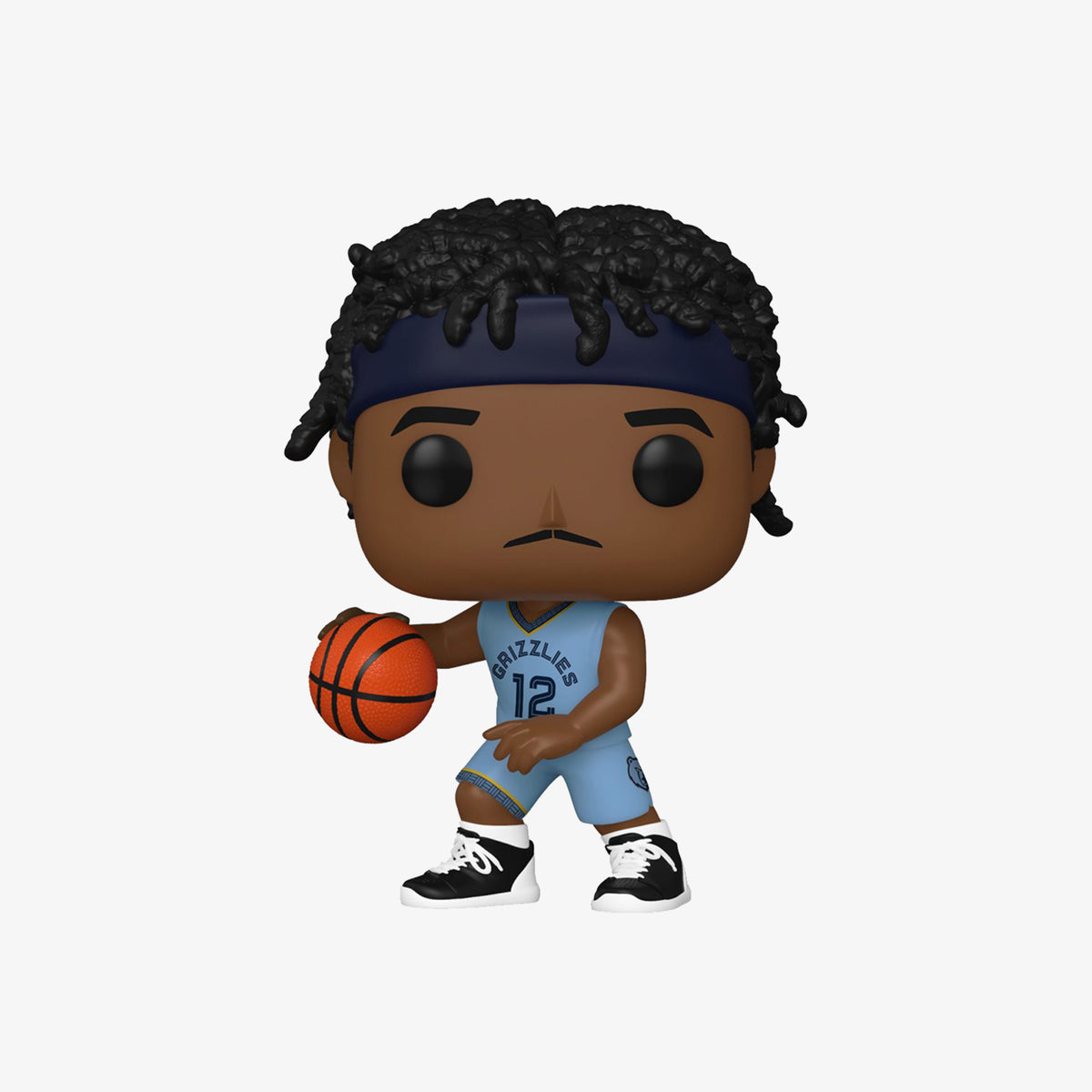 Ja Morant Memphis Grizzlies NBA Pop Figure - Statement - Blue