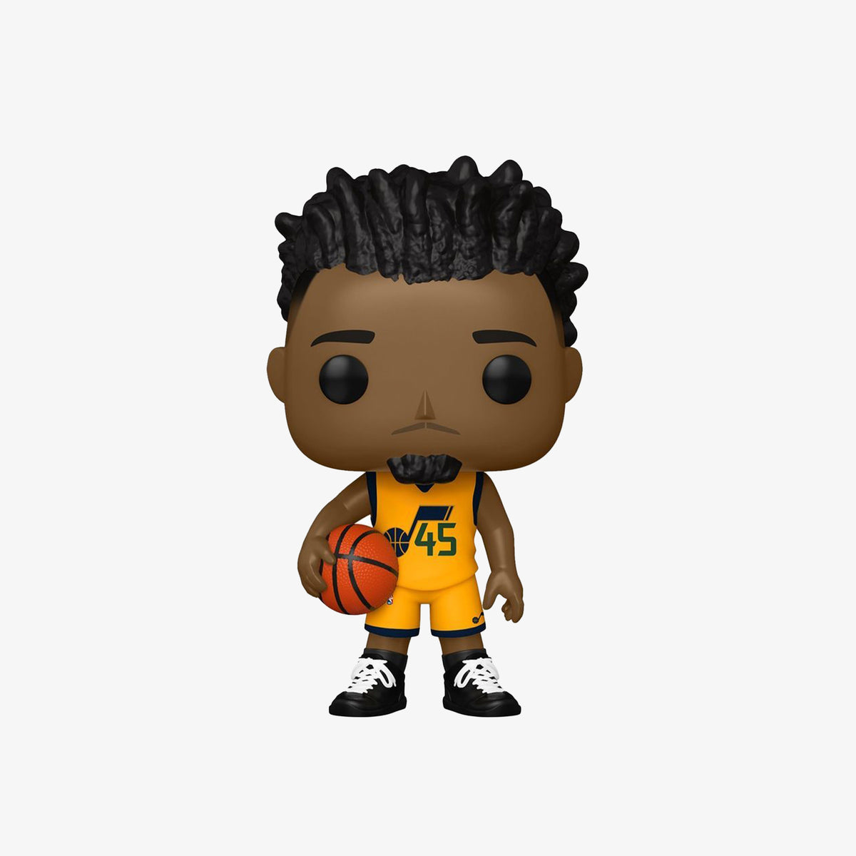 Donovan Mitchell Utah Jazz NBA Pop Figure - Statement - Yellow