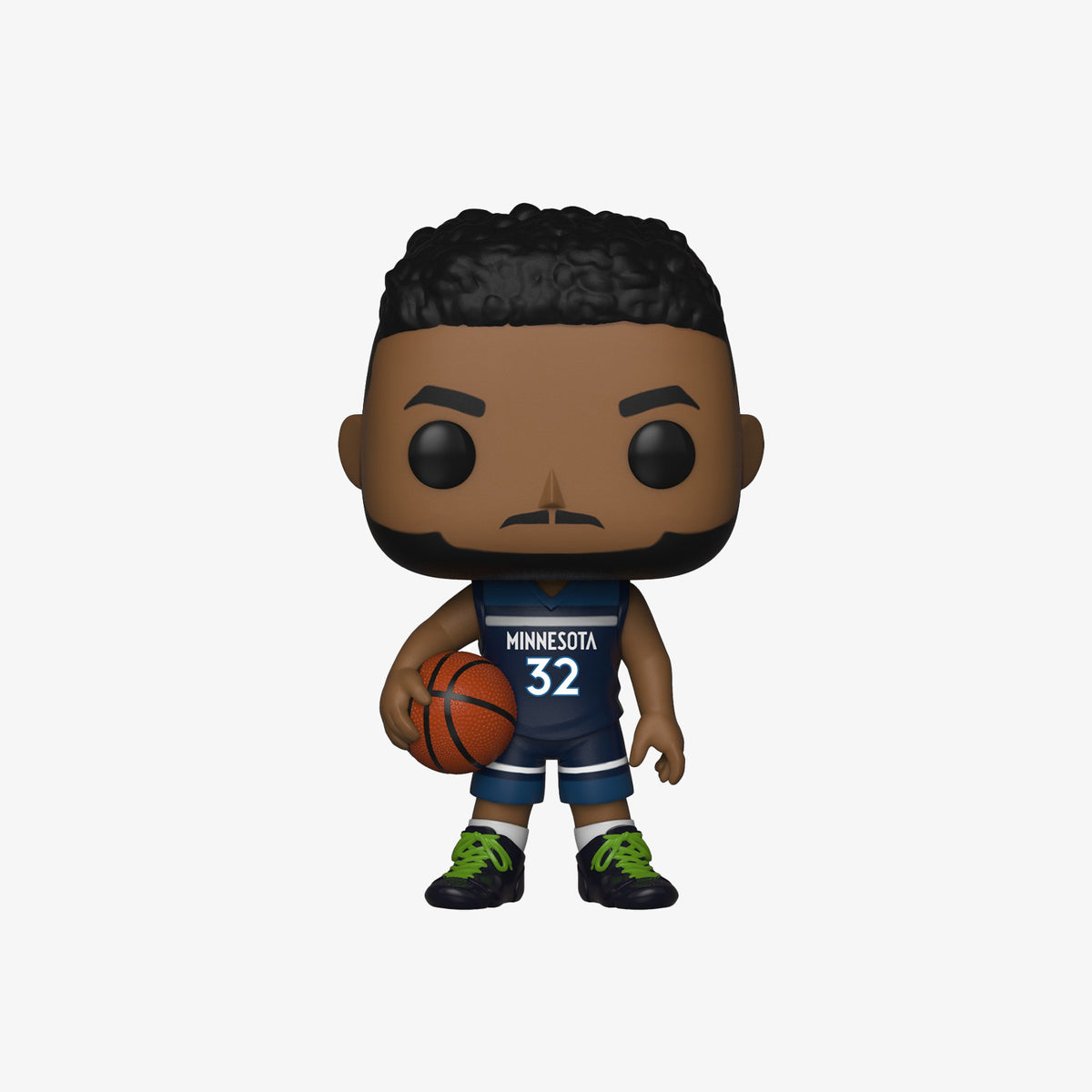 Karl-Anthony Towns Minnesota Timberwolves NBA Pop Figure - Navy