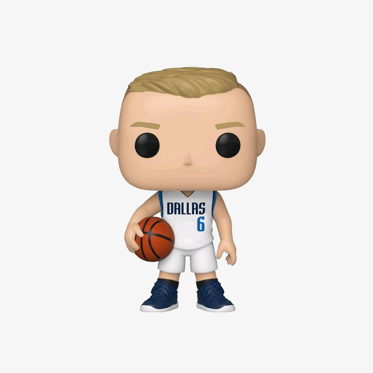 Kristaps Porzingis Dallas Mavericks NBA Pop Figure