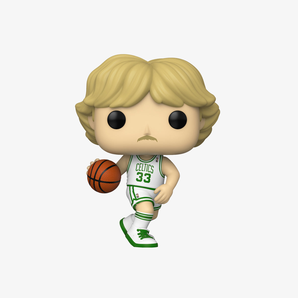 Larry Bird Boston Celtics NBA Legends Pop Figure - White