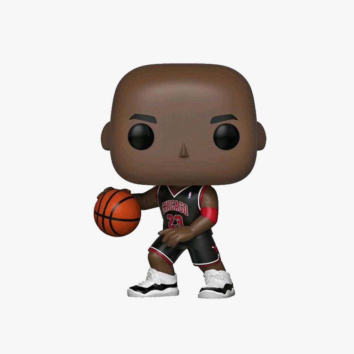 Michael Jordan 95-96 Chicago Bulls NBA Pop Figure - Black