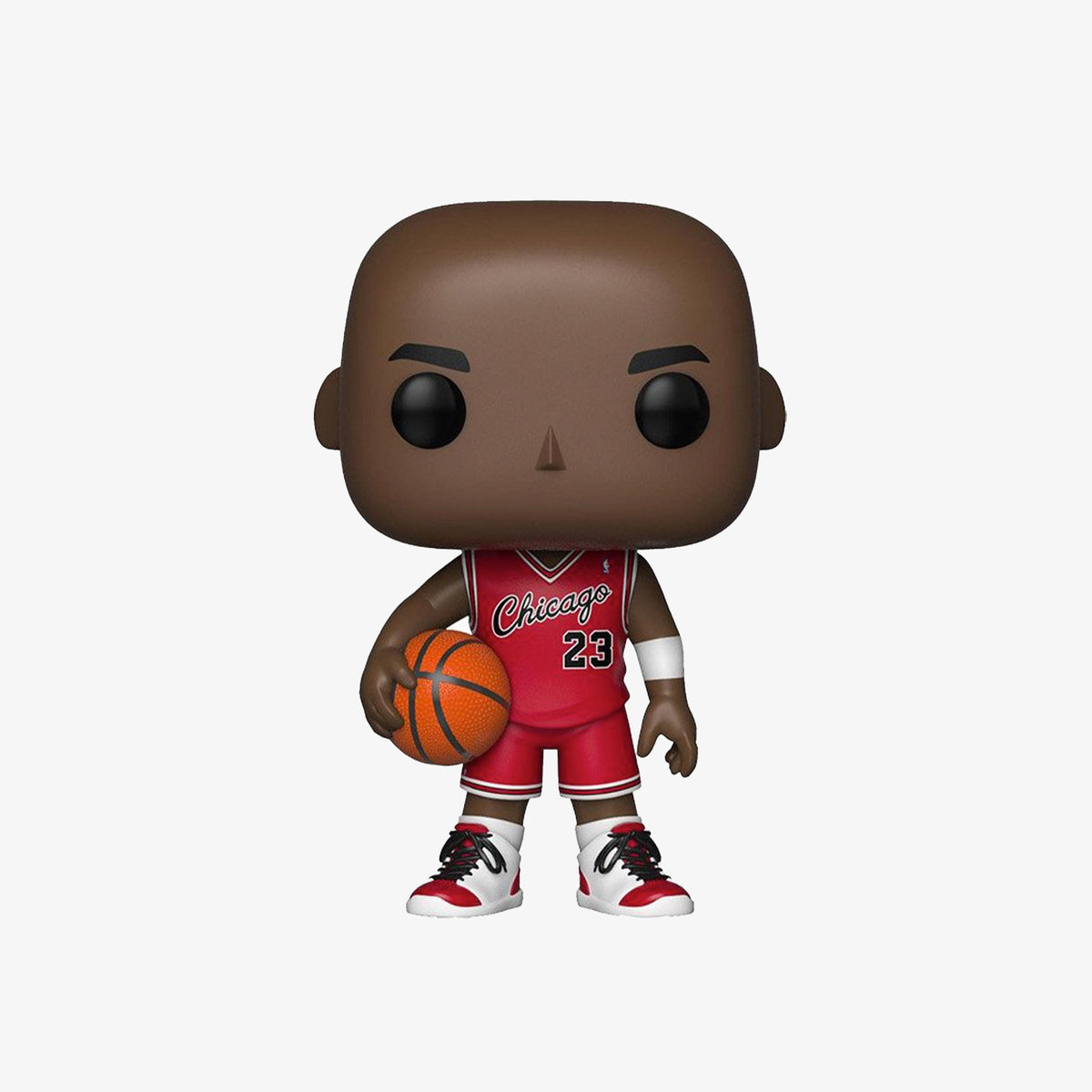 Michael Jordan Rookie 84-85 Chicago Bulls NBA Pop Figure - Red