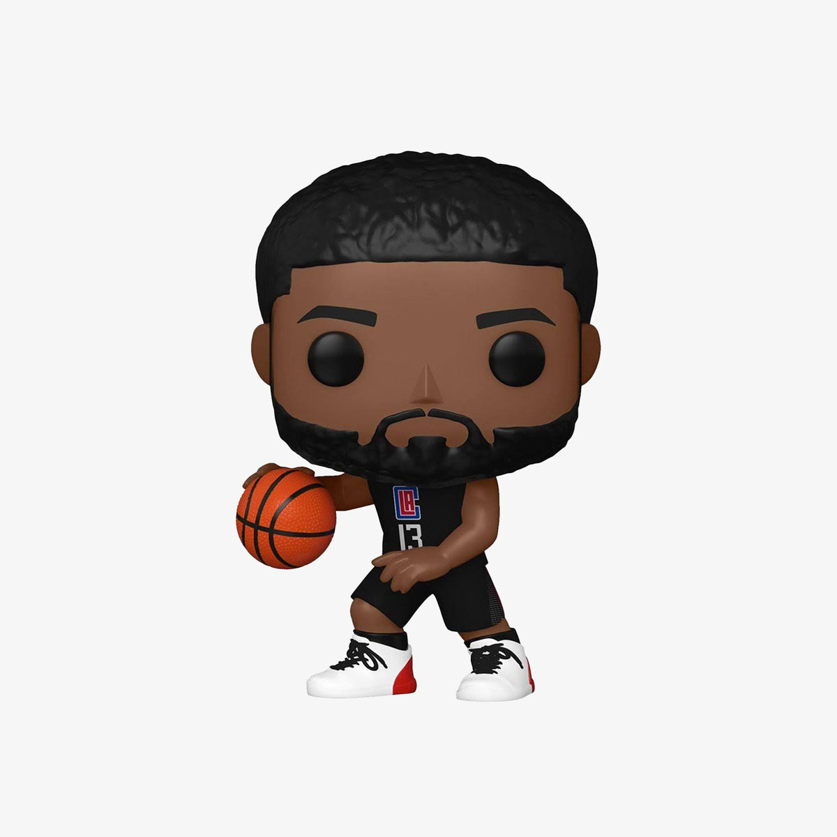 Paul George Los Angeles Clippers NBA Pop Figure - Statement - Black