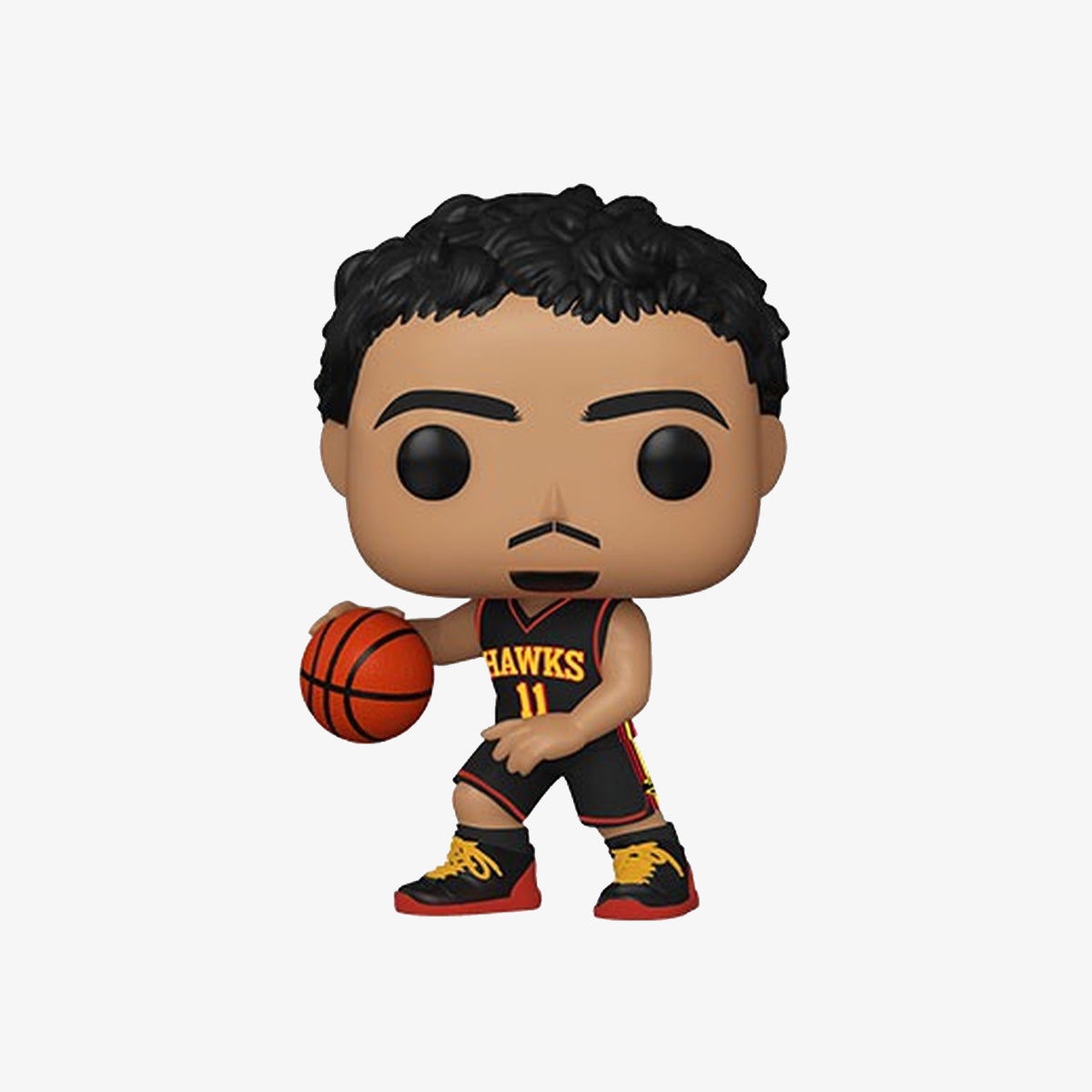 Trae Young Atlanta Hawks NBA Pop Figure - Statement - Black