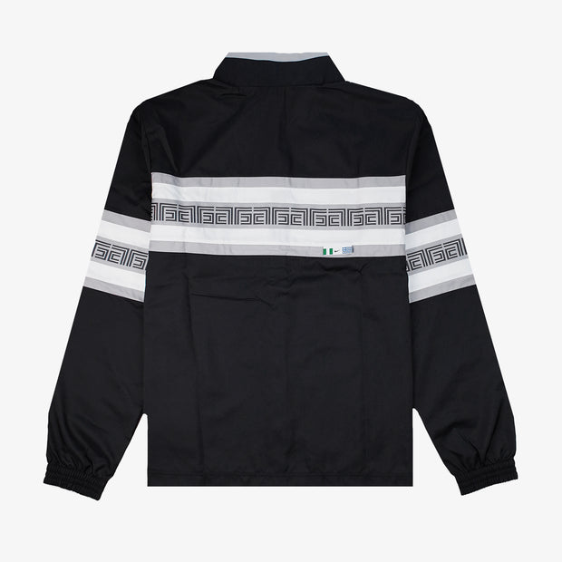 Giannis Track Jacket - Black