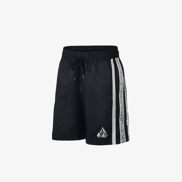 Giannis Track Shorts - Black