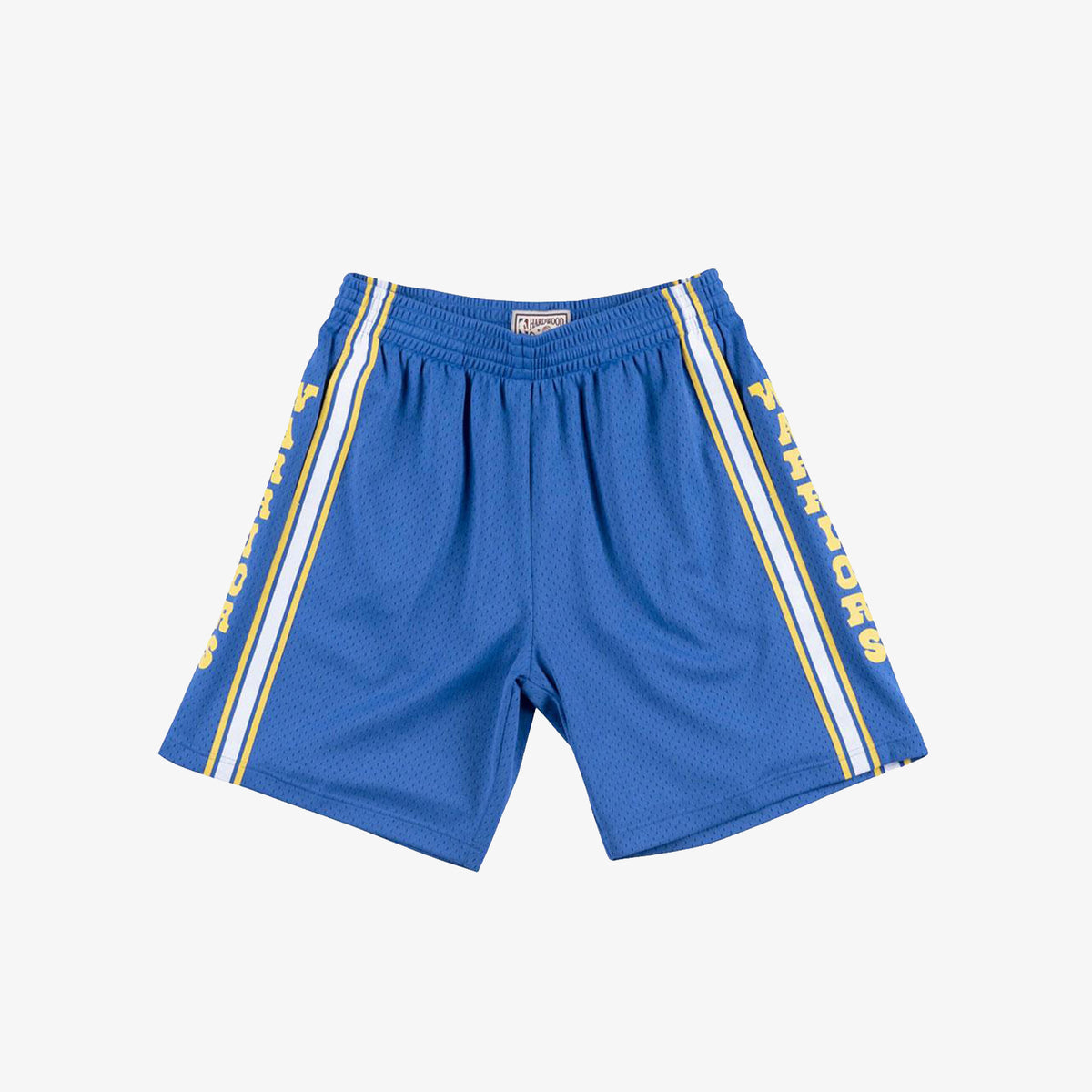 Golden State Warriors 81-82 HWC Swingman Shorts - Royal