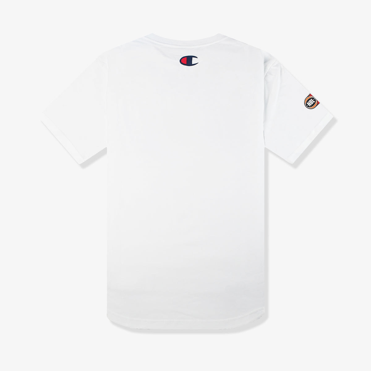 Hawks NBL Wordmark Lifestyle Tee - White