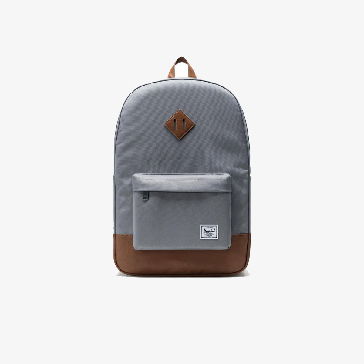 Heritage Backpack - Grey/Tan