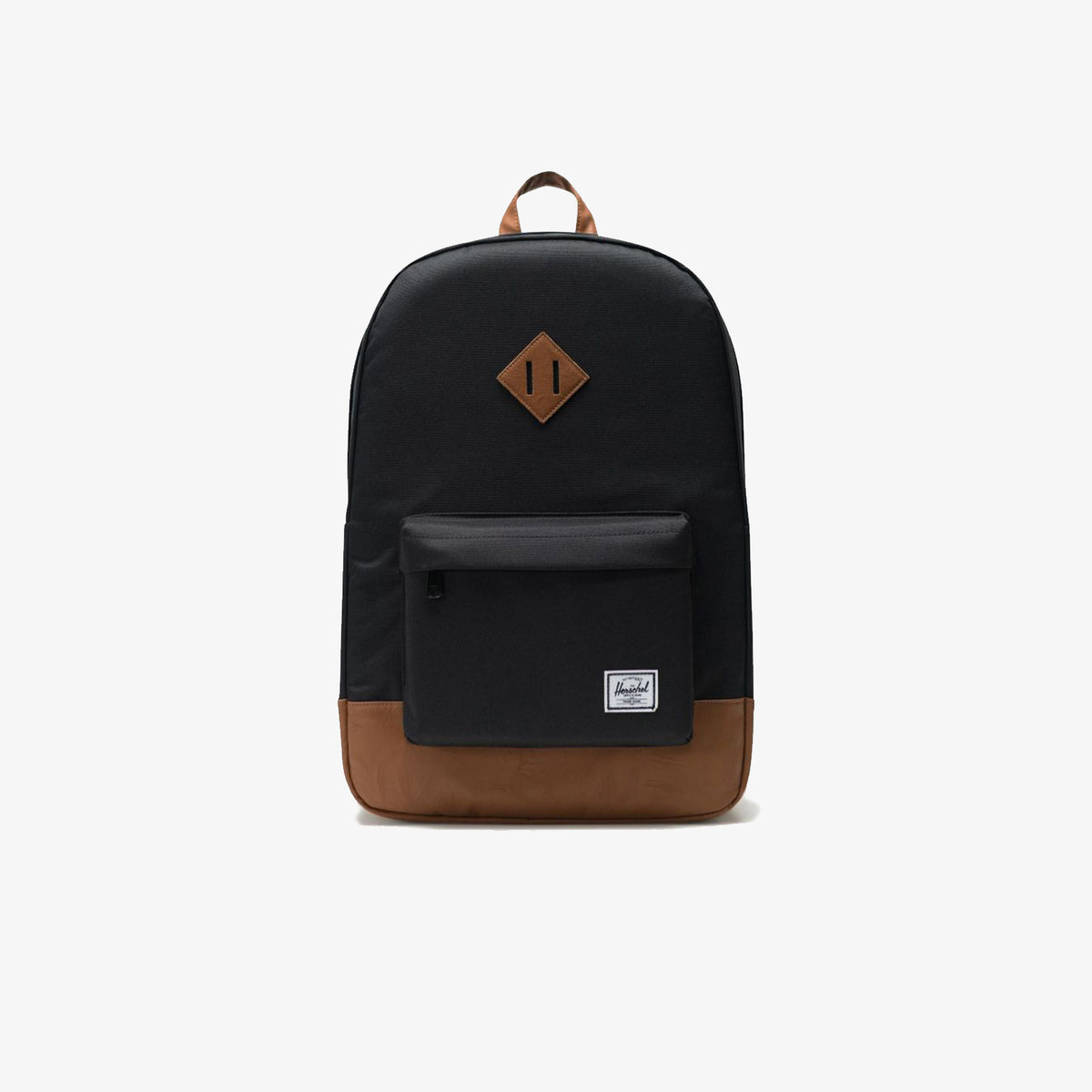 Heritage Backpack - Black/Tan