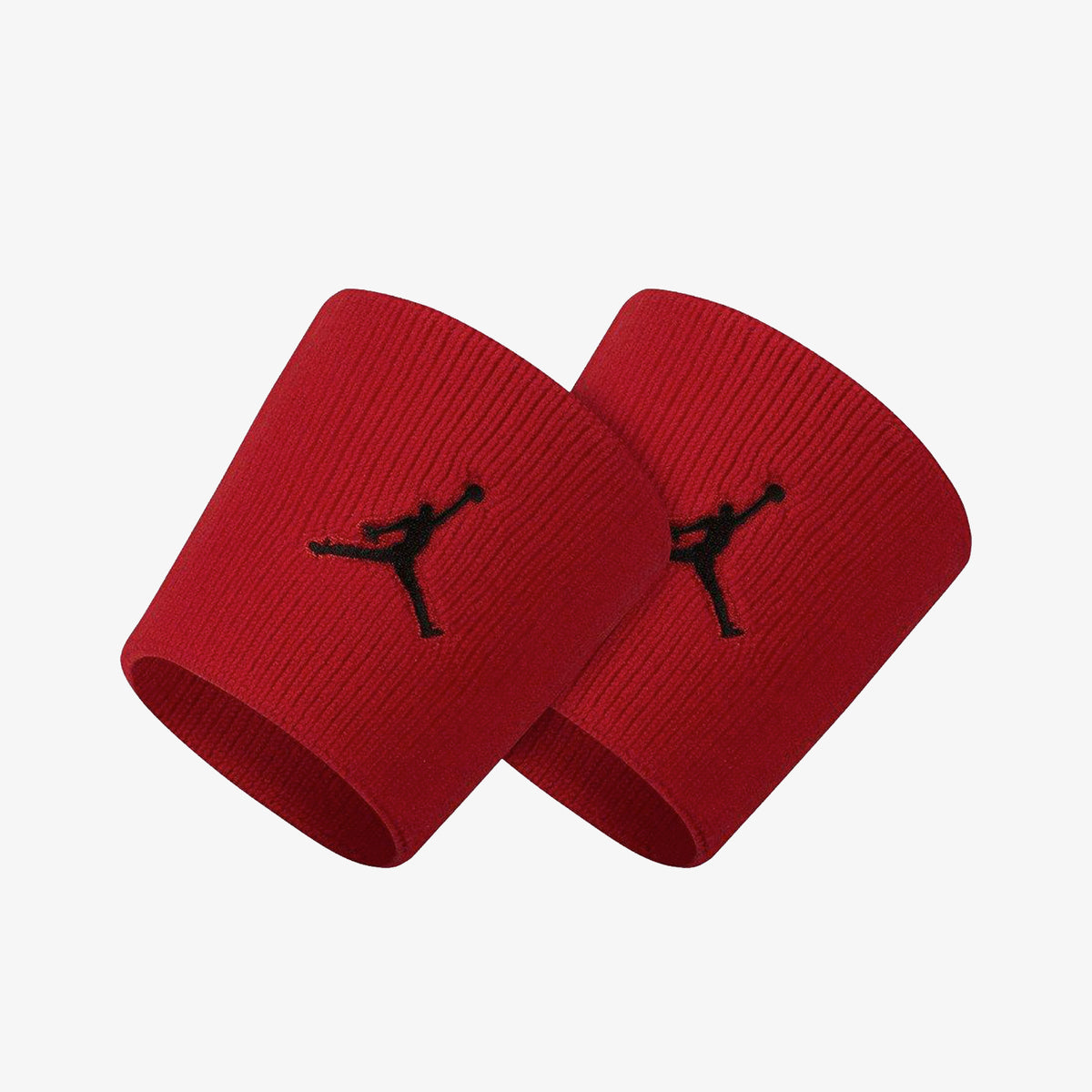 Jordan Jumpman Wristbands - Red/Black