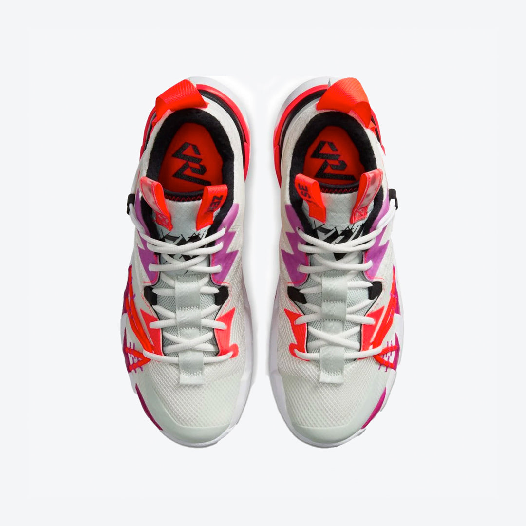 Jordan 'Why Not?' Zer0.3 SE (GS) - 'Flash Crimson'
