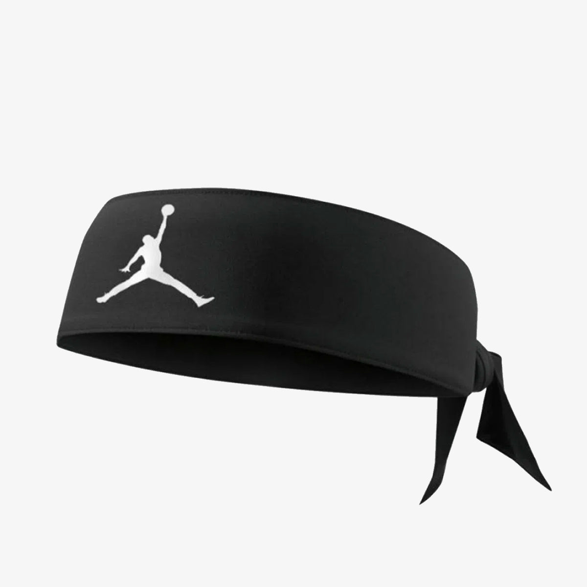 Jordan Jumpman Dri-Fit Head Tie - Black/White