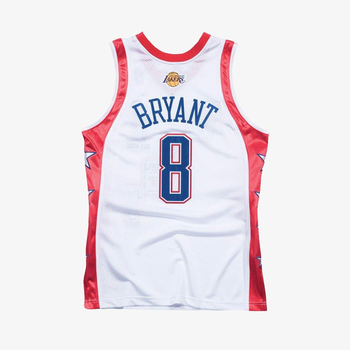 Kobe Bryant 2004 NBA All Star West Authentic Hardwood Classic Jersey - White