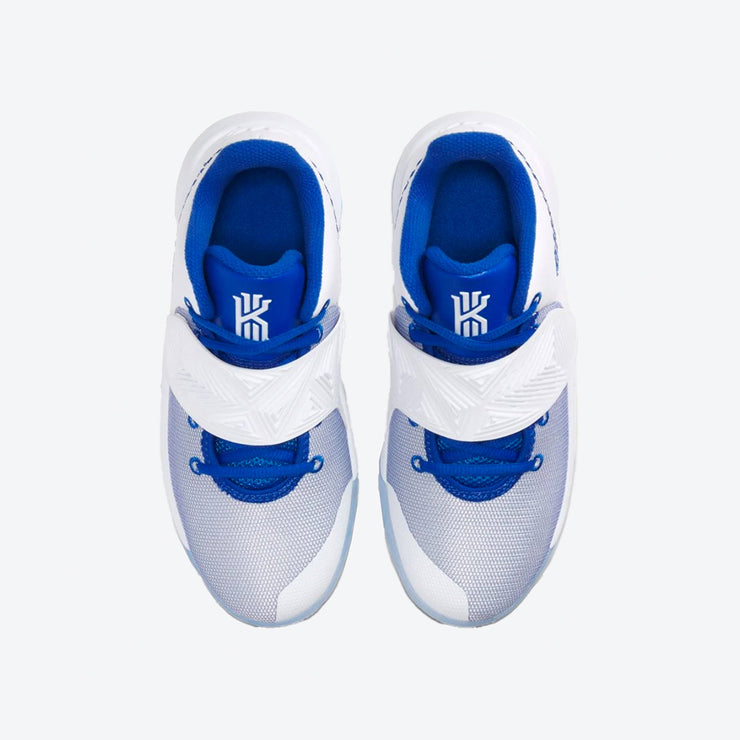 Kyrie Flytrap III (GS) - White/Royal