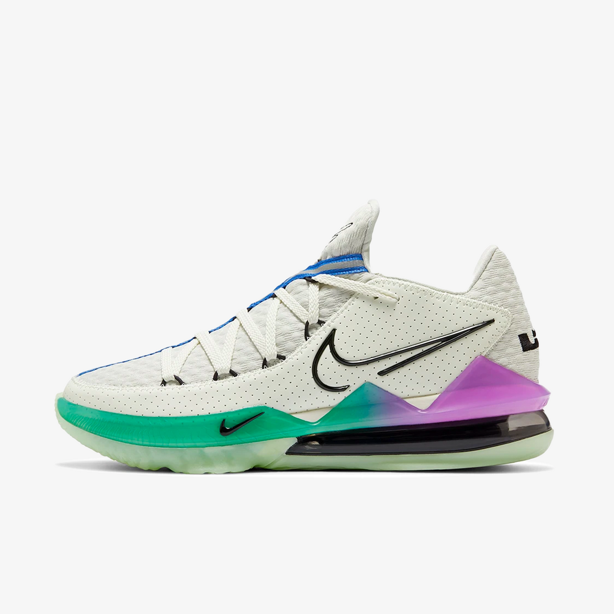 LeBron XVII Low - 'Glow In The Dark'