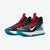 LeBron Witness IV - Black/Teal/Red