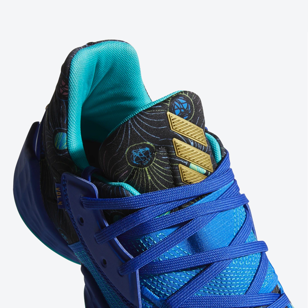 Harden Vol.4 - Blue/Gold