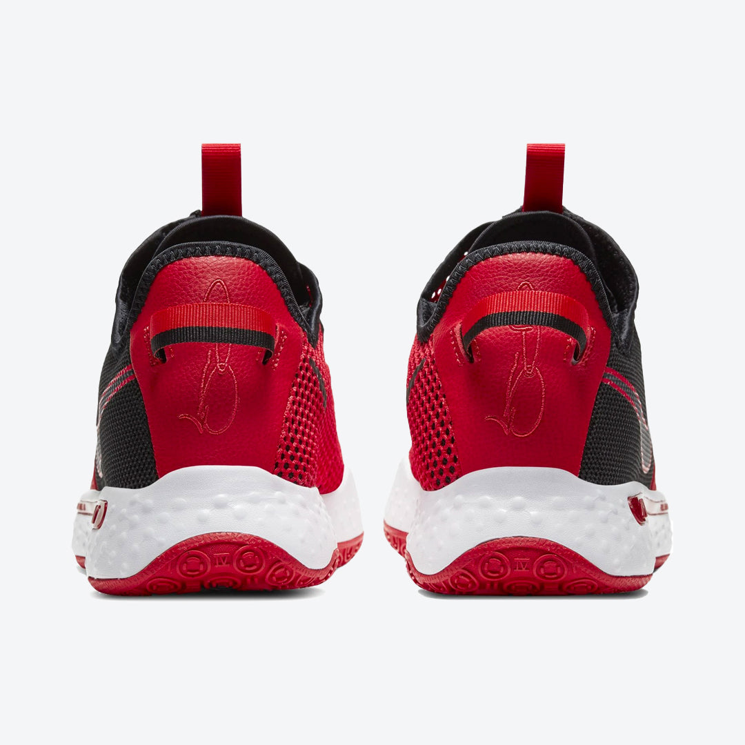 PG 4 - Black/University Red-White