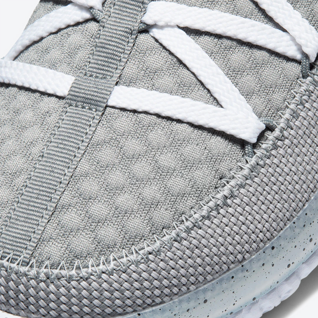 LeBron XVII Low - 'Particle Grey'