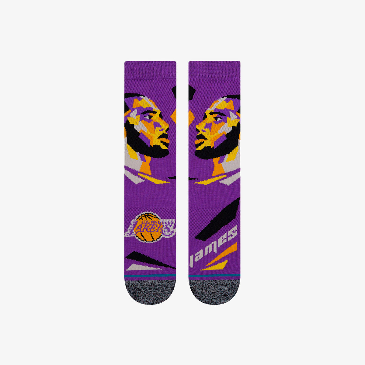 LeBron James Profiler Socks