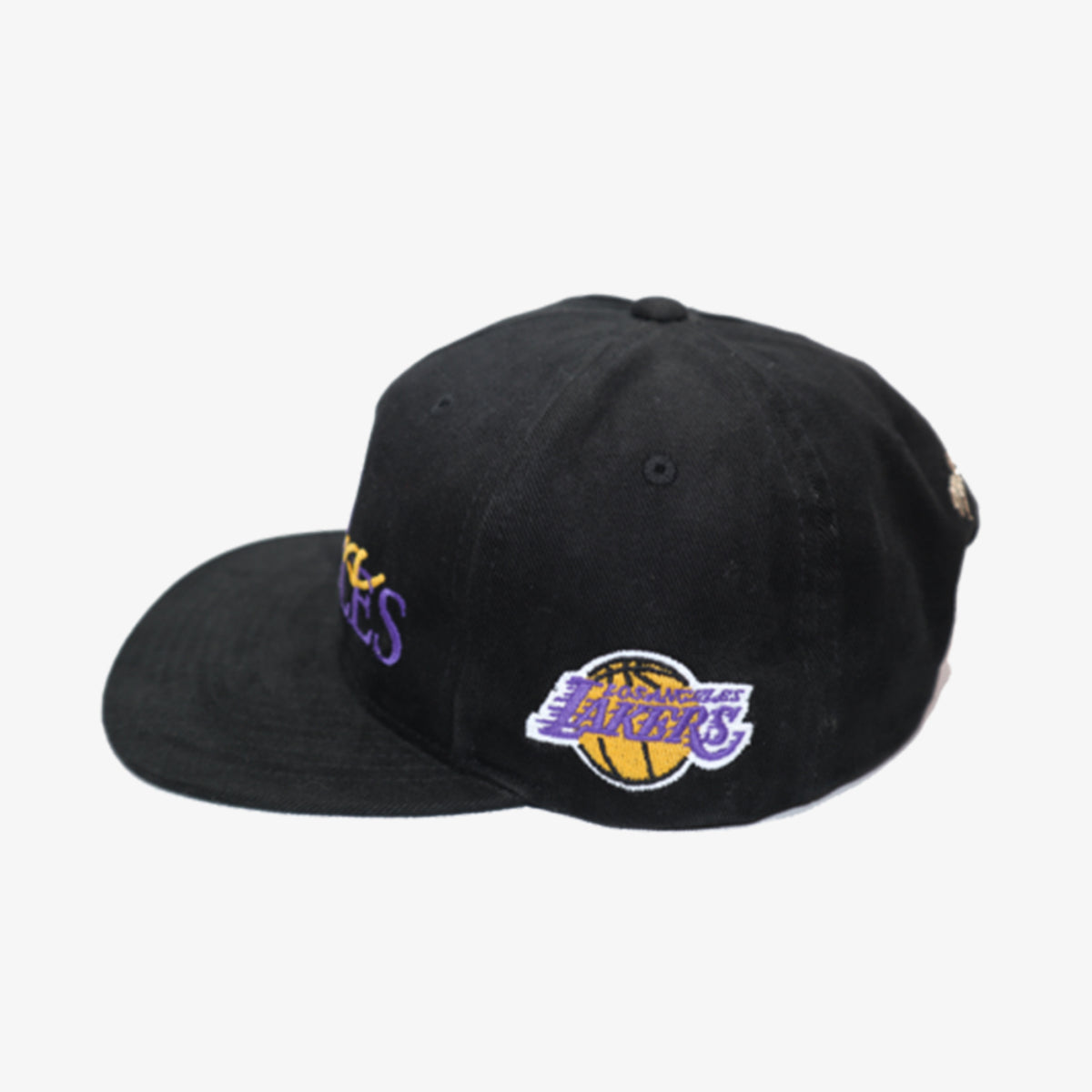 Los Angeles Lakers 3-2 Zone Deadstock Snapback - Black